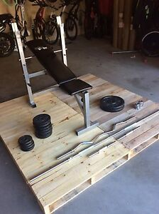 Weight set for sale