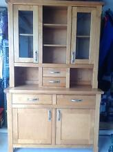 Contemporary solid wooden buffet / cabinet / dresser Stirling Stirling Area Preview