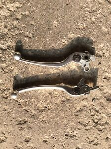 Clutch and Brake lever