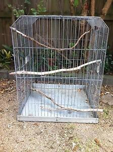 Cage Large Parrot Frankston South Frankston Area Preview