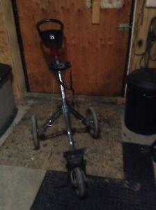 3-wheel GOLF CART