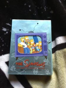 The Simpsons season 2 collectors edition