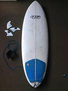 5'8 Hayden Shapes Hypto Krypto Surf Board RRP $950 Beaumaris Bayside Area Preview