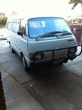 1979 Toyota Hiace pop top camper Moama Murray Area Preview