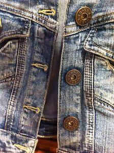 Jean Shirts Sizes S, XS