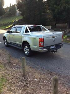 2012 Holden Colorado Ute Doncaster Manningham Area Preview