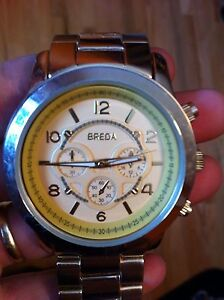Breda men's watch