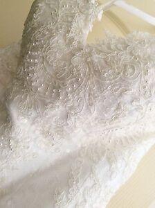 Designer Wedding Dress - Brides Desire 'Carla' by Wendy Sullivan Boyland Ipswich South Preview