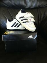 Size 4 baby adidas shoes George Town George Town Area Preview