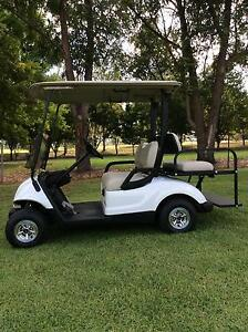 2011 YAMAHA GOLF CART 4 SEATER TRAY BACK FARM RESORT can freight Muswellbrook Area Preview