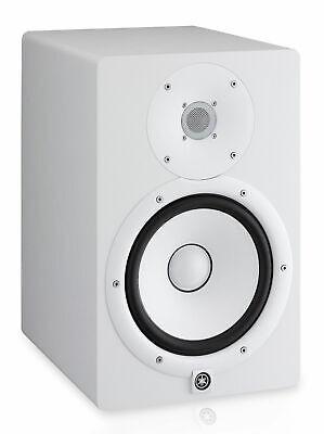 "Yamaha HS8 Powered Studio 8"" 120W Powered Studio Reference Monitor White - OB comprar usado  Enviando para Brazil"