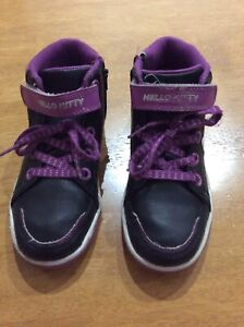 Hello Kitty Sneakers Size US 2