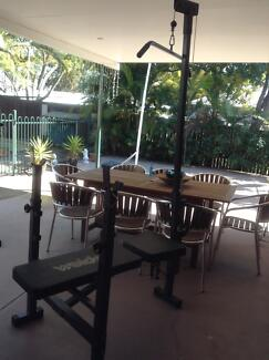 Bench press with Lat pull down Mount Gravatt East Brisbane South East Preview