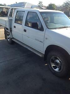 2002 Holden Rodeo Ute Morayfield Caboolture Area Preview