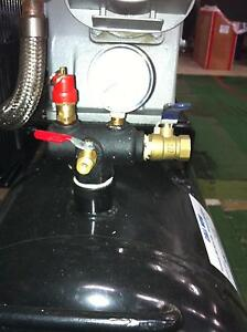 Air Compressor-Single Phase Belt 3HP 80L-Tested/quality checked Kenwick Gosnells Area Preview