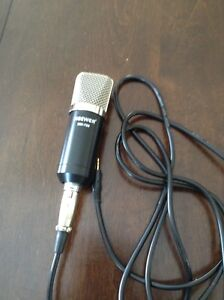 Neewer microphone with cable