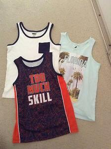 Boys size 10 singlet tees $3each Collingwood Park Ipswich City Preview