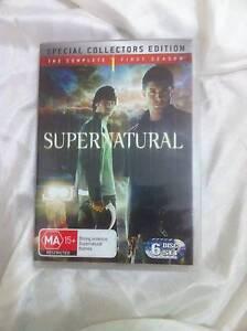 supernatural season 1 dvd Pakenham Cardinia Area Preview