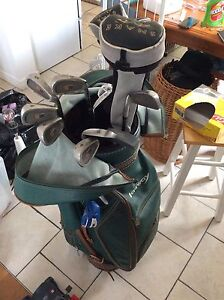 Python Snake Eyes Right handed (RH) golf club full set with bag