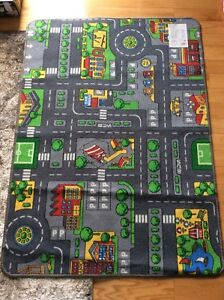 NEW toy car play mat