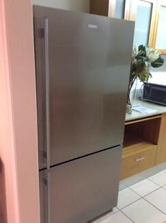 electrolux stainless steel fridge