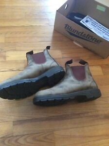 Men's Rustic brown blundstone