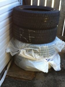 Michelin Truck Tires used