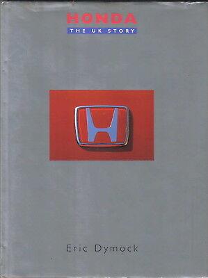 Honda UK Story Car Racing M/Cycle NSX Civic S800 Gold Wing CB750 Surtees Senna + ()