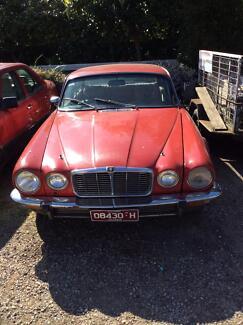 1976 Jaguar XJ6 Sedan Bittern Mornington Peninsula Preview
