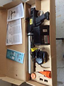 Caulking gun calfeutreuse a batterie rechargeable Abion neuf