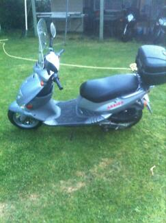 Pgo bollwell 125cc great condition