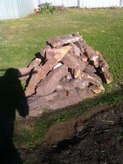 Free Sandstone Rock Fill - MUST GO ASAP NOW!!!!!!!!!!!!!!!!!!!!!! Engadine Sutherland Area Preview