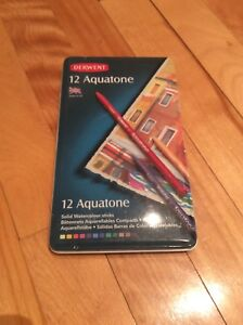 Derwent aquatone Solid water color sticks