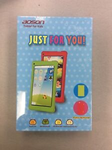 Aoson Tablet for Kids - Green - BRAND NEW