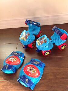 Paw Patrol Adjustable Roller Skates