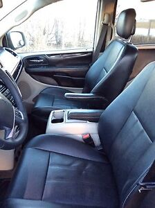 2012 Town and Country with Leather