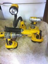 Battery Operated Tools FOR SALE Howden Kingborough Area Preview