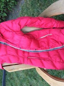 Manteau d'hivers rose Lolë xS