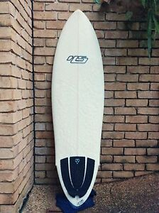 Haydenshapes Custom Single Fin 6'1 HS Surfers Paradise Gold Coast City Preview
