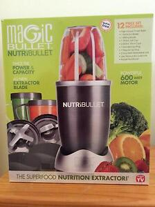 Nutribullet superfood extractor Yamba Clarence Valley Preview