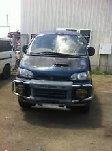 Mitsubishi Delica Van/Minivan wrecking - parts are available Brisbane Region Preview
