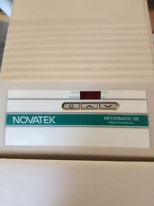 Novatek Metermatic SE Water Softener