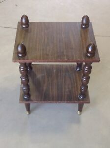 Plant stand/end table
