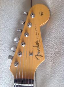 Vintage Fender 62 Reissue Stratocaster Japan 1997 Pas d'échange