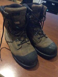 Dakota 529 Steel Toe Boots