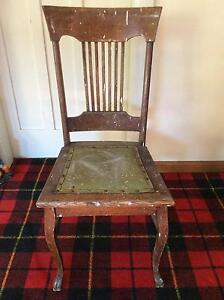 Chair needs restoring Northbridge Willoughby Area Preview