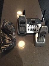 """Reduced"" unbidden cordless phones Golden Grove Tea Tree Gully Area Preview"
