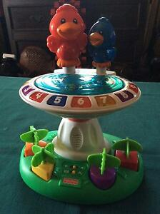 Fisher Price Bird Bath Toy Albany Creek Brisbane North East Preview