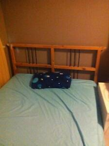 Ikea Double Bed Nedlands Nedlands Area Preview