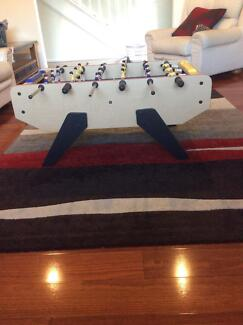 Table football table Hornsby Hornsby Area Preview